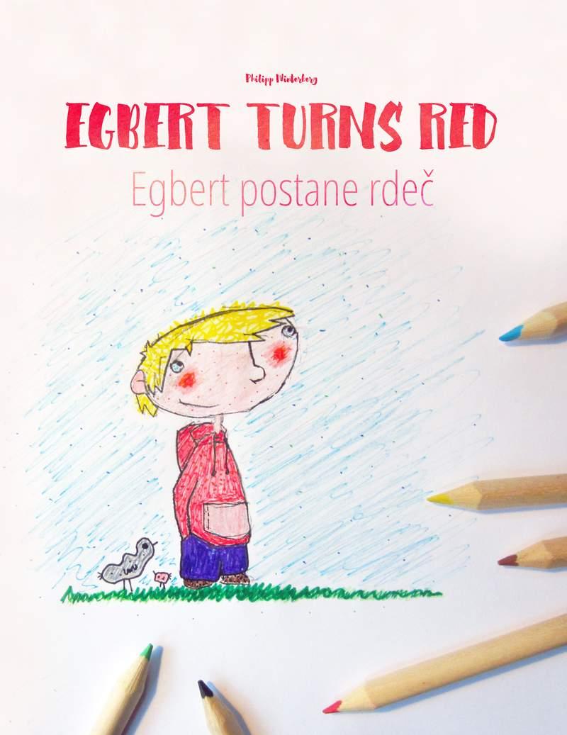 Egbert postane rdeč